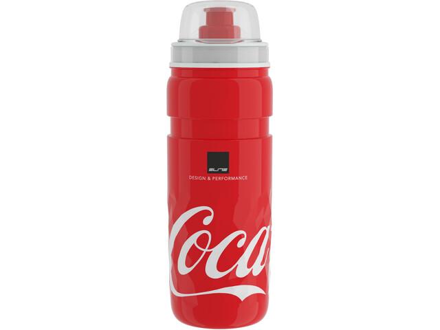 Elite Ice Fly Drikkeflaske 500ml, coca/cola red